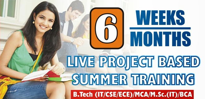 summer training in chandigarh
