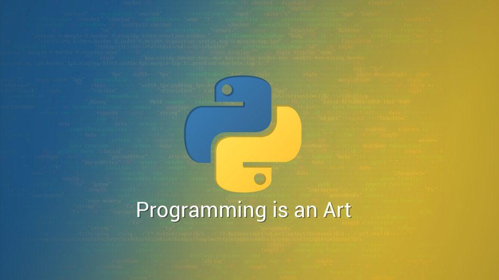 Python Training in Chandigarh  Python Training Company in Chandigarh With IOT python1 1 1024x576