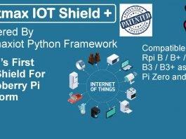 Netmax Iot Shield