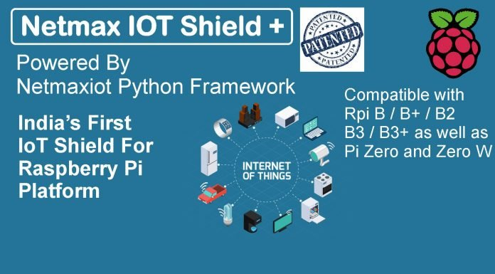 Netmax Iot Shield
