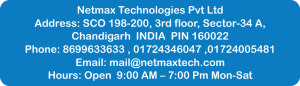 electrical training in chandigarh electrical training in chandigarh Electrical training in Chandigarh | Mohali Netmax office contact 22233 300x86